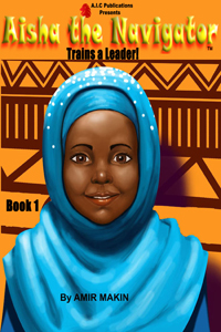 Aisha Trains a Leader Book 1